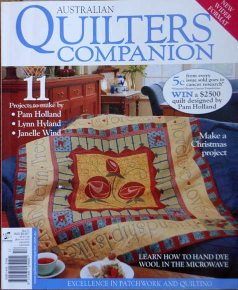 Quilters Companion No.17