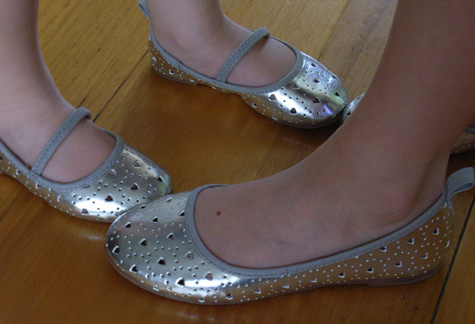 Flowergirl Shoes