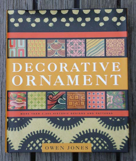 Decorative Ornament by Owen Jones