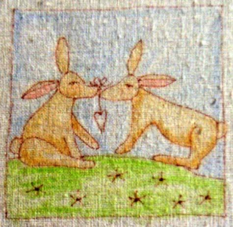 Ark bunnies