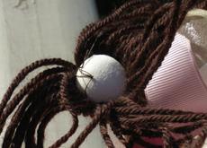 Ballarina Hair