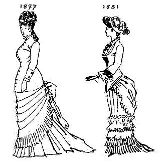 1800\'s costume