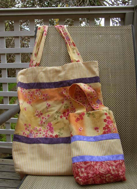 Mother and Daughter Bags