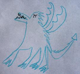 Amelia\'s Dragon