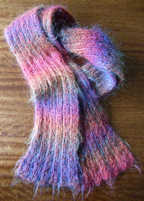 Rainbow Scarf  in \