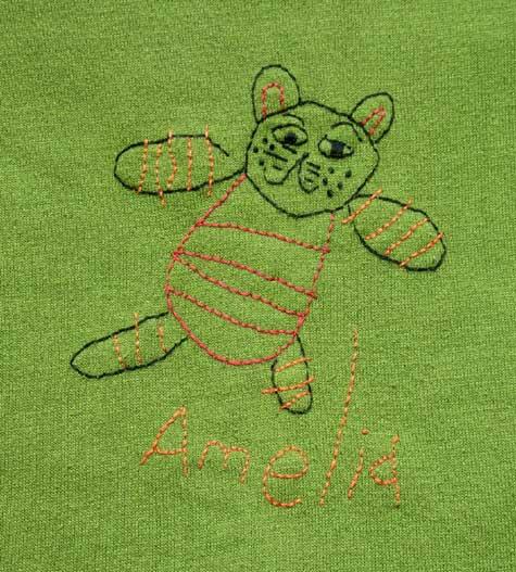 Amelia\'s Cat