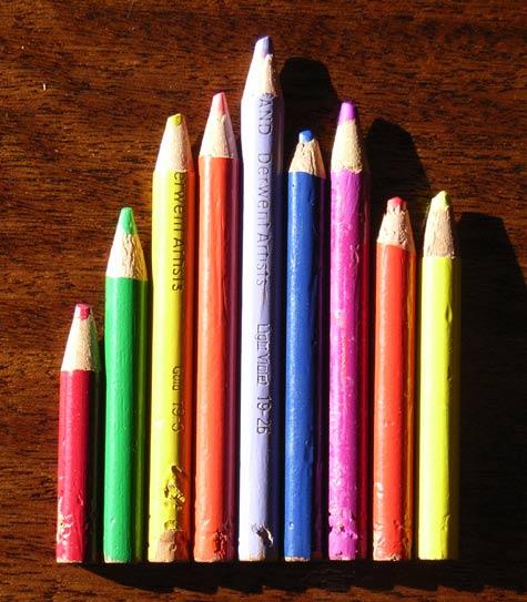 Short Pencils