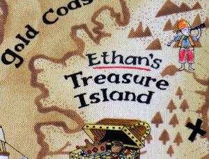 Ethan\'s Treasure