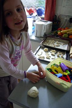 Amelia Baking