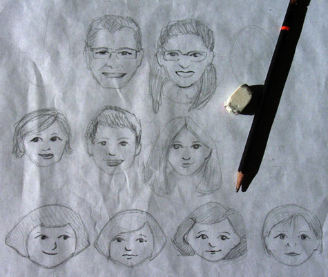 Sketch Family
