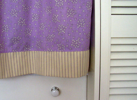 Small Curtain detail