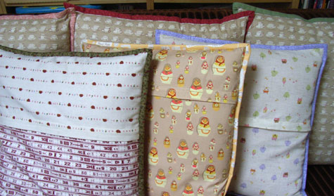 Cushion Backs