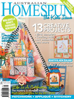 Australian Homespun - The Kids Issue vol. 11 no. 10