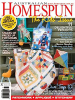 Australian Homespun - The Kids Issue vol. 9 no. 12