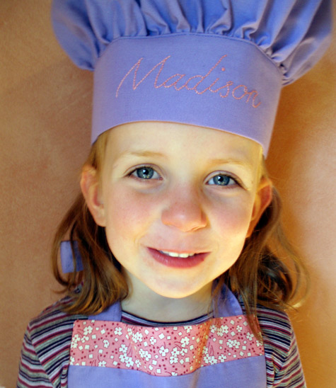Madison's Chef Hat