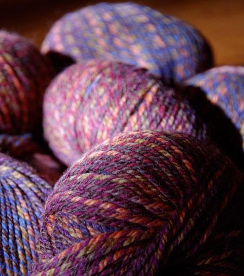 Vienna Yarn - 67% Wool 33% Acrylic