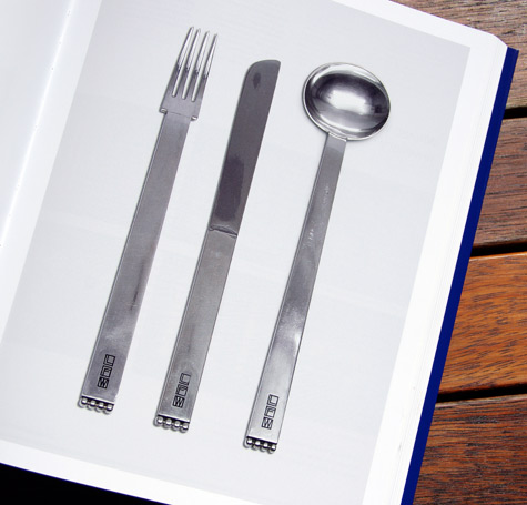 Cutlery Service for Fritz and Lili Warndorfer, Designed by Josef Hofmann