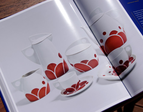 Tea and Coffee Service designed by Jutta Sika