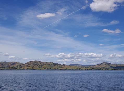 Lake Hume, Victoria, Australia