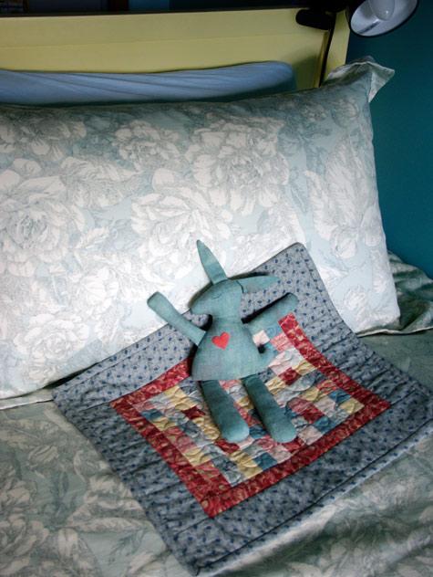 Amelia's Bed