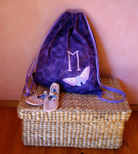 Dance Bag for Michaela