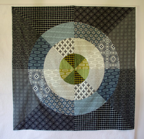 "Brianna's ""Curious Nature Quilt"" (Fabric by Parson Gray)"
