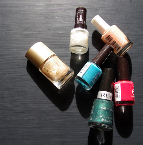 Fun Nailpolish colours