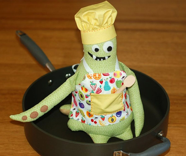 Melanie's Monster Chef