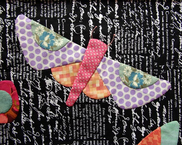 "Bright Butterfly B from ""All A Flutter"" by Matching Pegs"