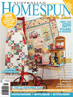 Australian Homespun - The Kids Issue vol. 13 no. 10