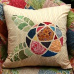 Mosaic Rose - Cushion Pattern by Matching Pegs