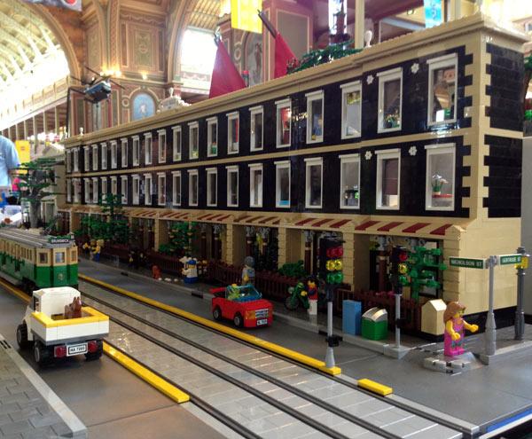 Lego Nicholson Street