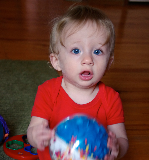 Arden, 11 months