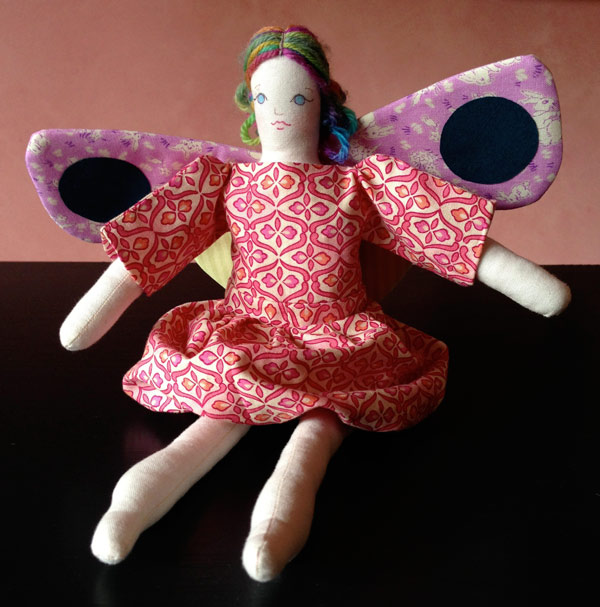 Fairy Dolly Prototype