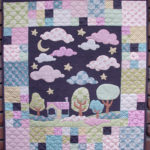 Hush Quilt - Pattern by Matching Pegs